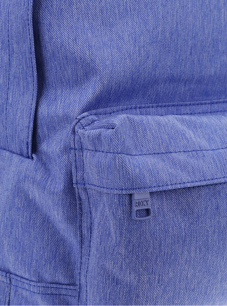 Rucsac albastru deschis cu logo - Roxy Sugar Baby