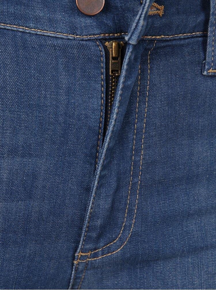 Modré skinny džíny French Connection Rebound
