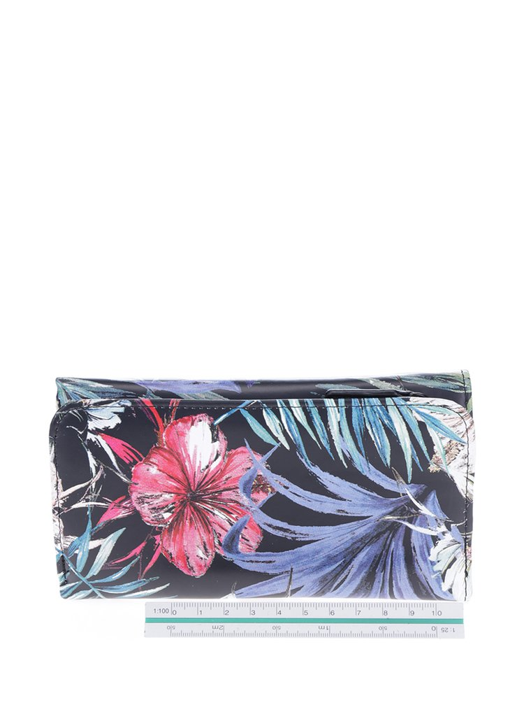Portofel colorat cu flori - Roxy My Long Eyes