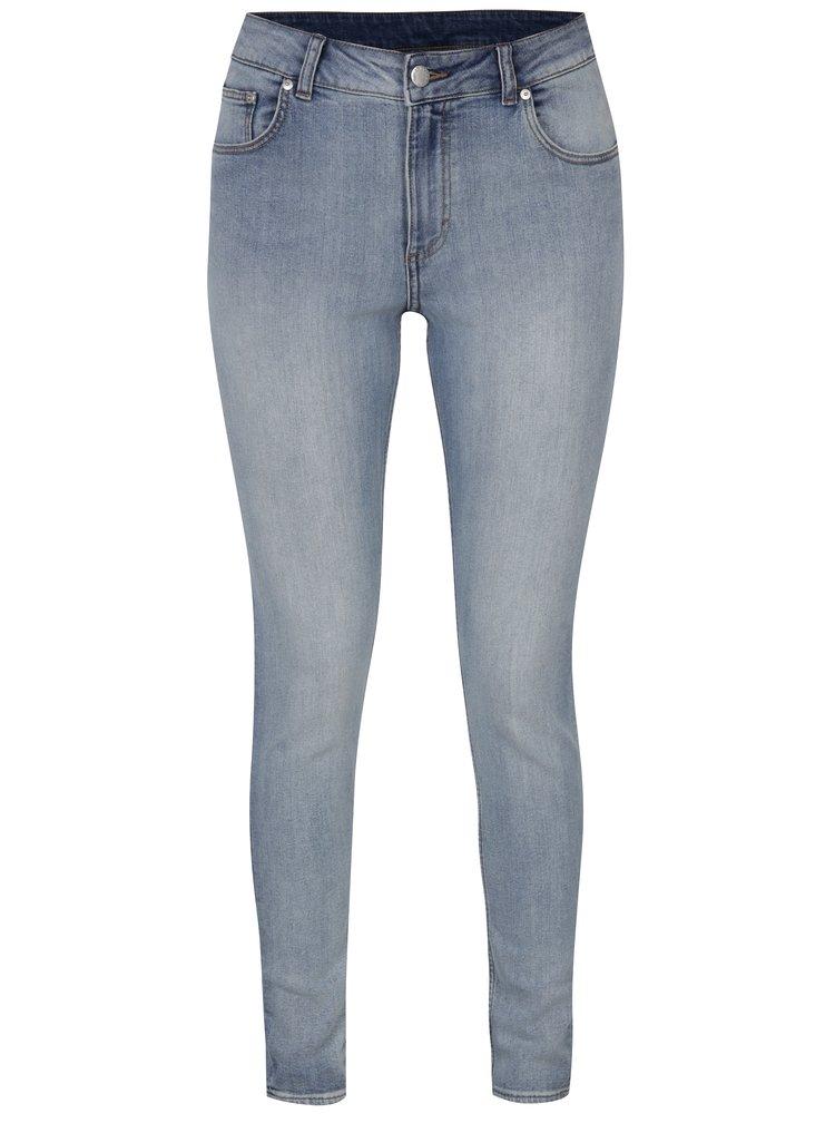 Světle modré dámské skinny džíny Cheap Monday Mid
