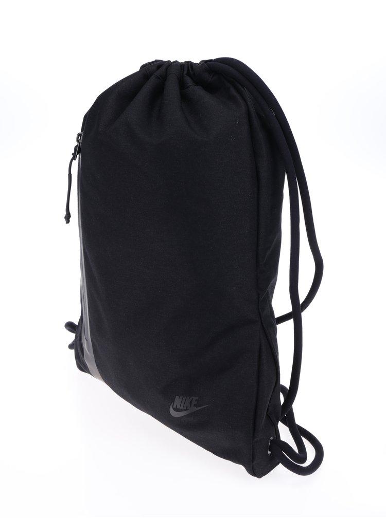 Ruscac negru cu buzunar Nike 13 l