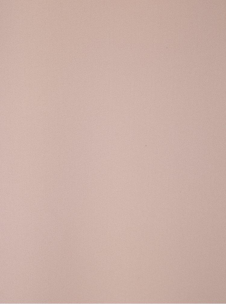 Béžové tílko s pásky na zádech Dorothy Perkins