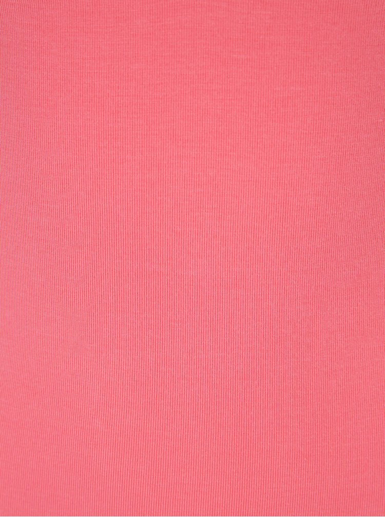 Body roz  deschis cu bretele incrucisate - TALLY WEiJL
