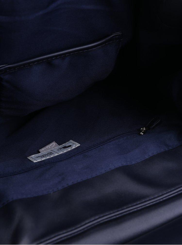 Rucsac bleumarin cu șiret - Clarks Miss Poppy