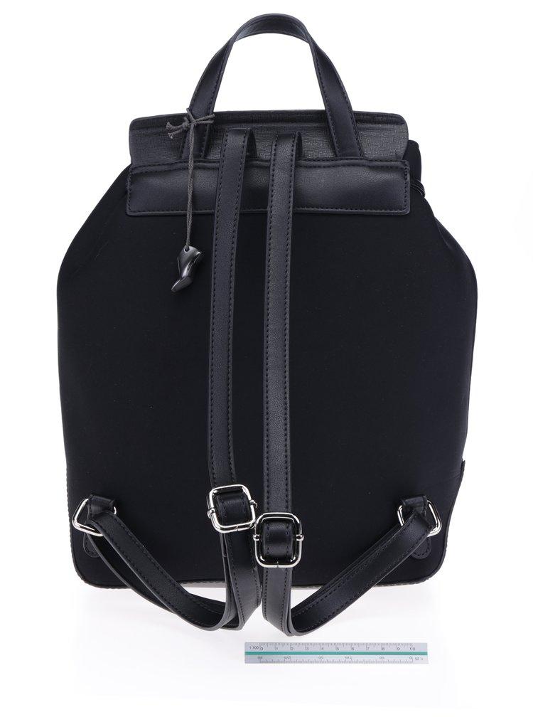 Černý dámský batoh Clarks Miss Poppy