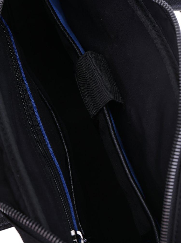 Černá pánská taška na notebook Calvin Klein Jeans Ilay