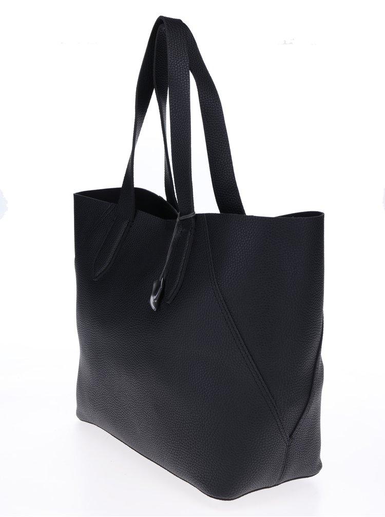 Černý shopper s pouzdrem 2v1 Clarks Madelina Lily