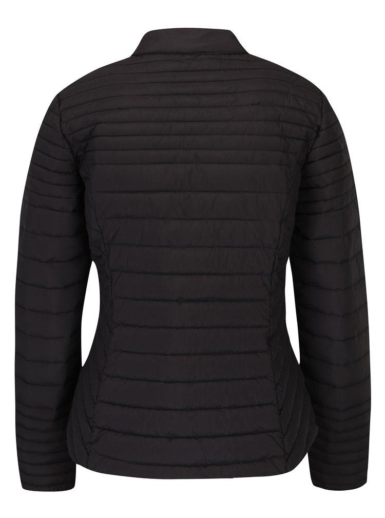 Černá dámská prošívaná bunda Garcia Jeans