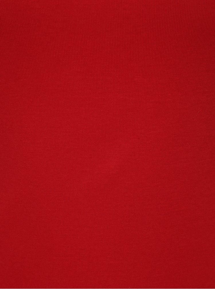 Tricou roșu basic Dorothy Perkins