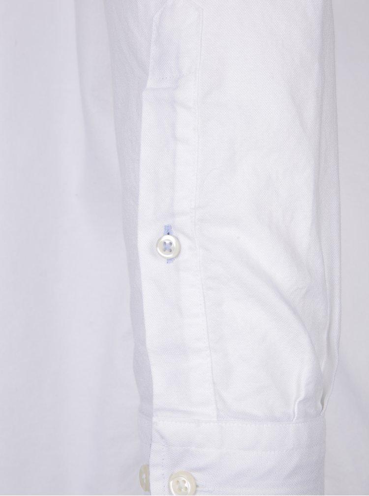 Biela pánska košeľa Tommy Hilfiger Ivy