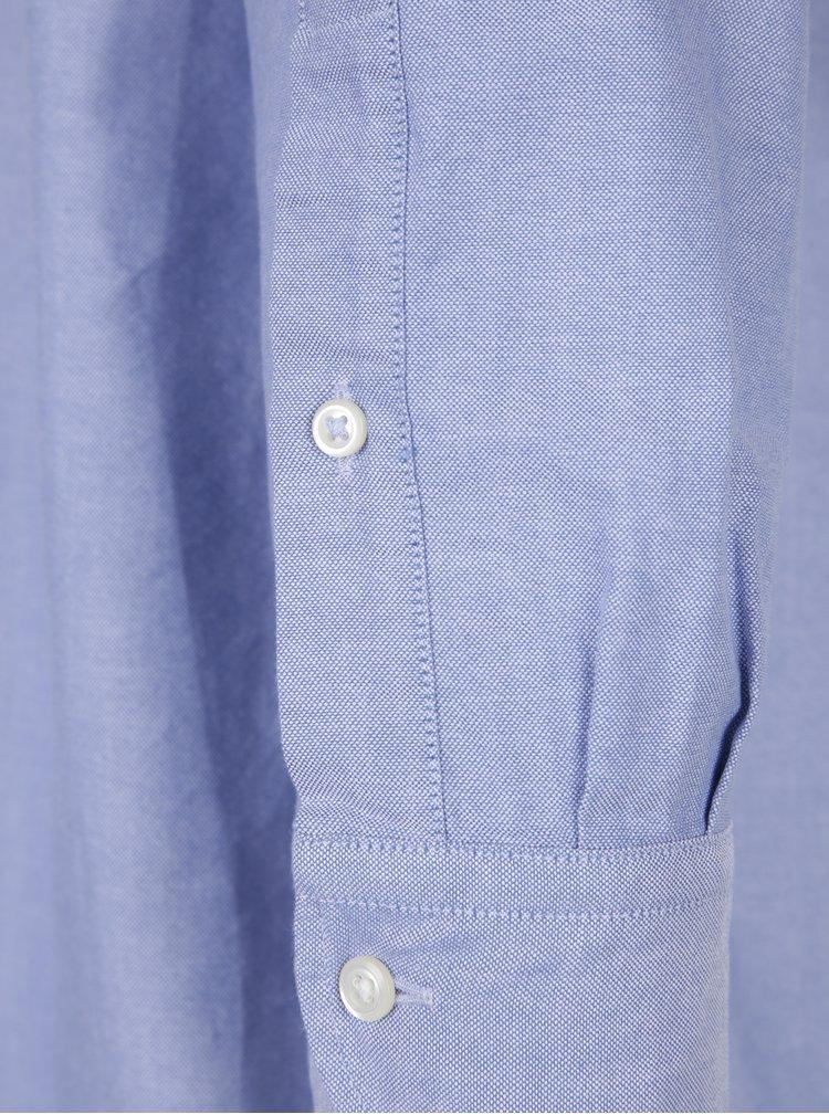 Svetlomodrá pánska košeľa Tommy Hilfiger Ivy