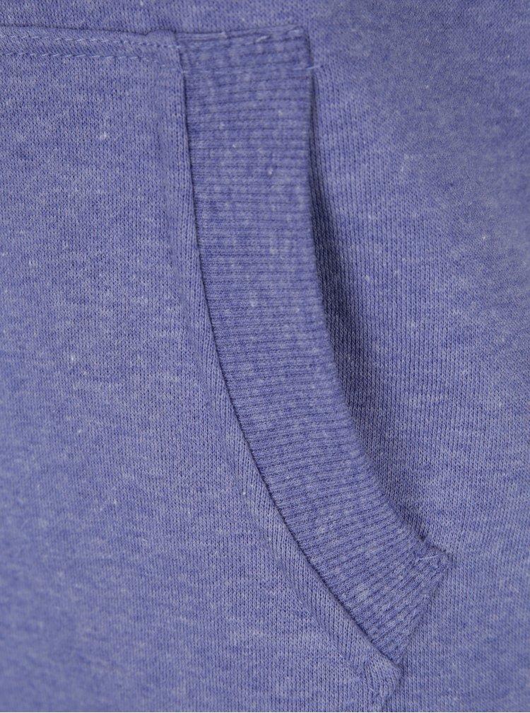 Hanorac albastru cu buzunar Kangaroo Haily´s Layla