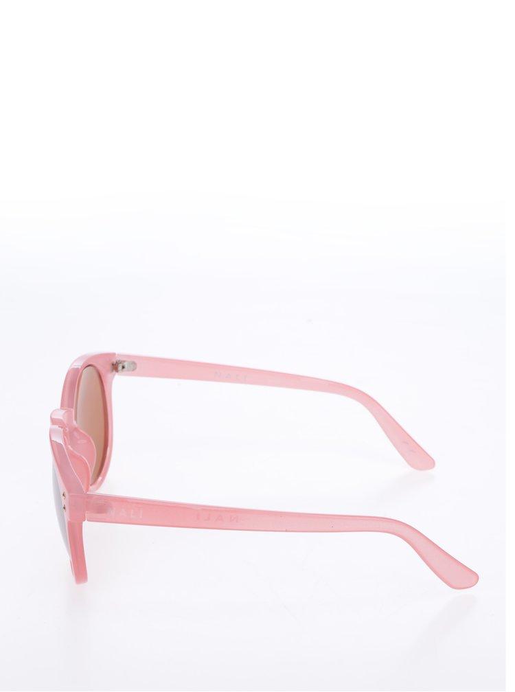 Ochelari de soare cu rame roz -  Nalí