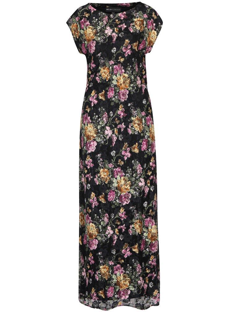 Rochie maxi print floral - Mela London