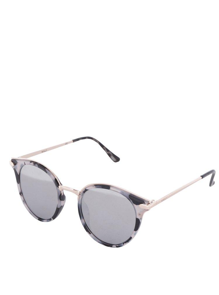 Ochelari de soare cateye cu lentile oglindă - Nalí
