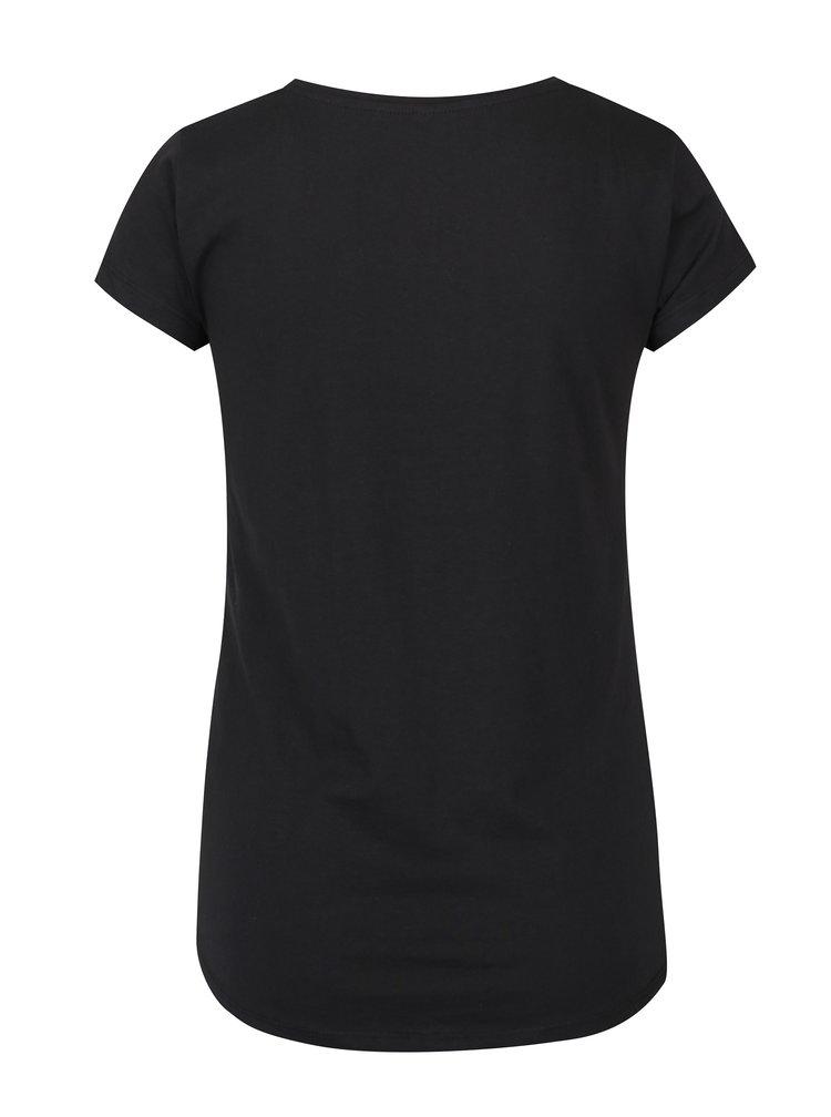 Černé basic tričko Haily´s Tari