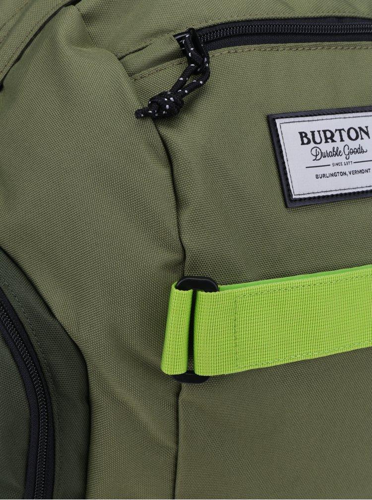 Zelený klučičí batoh Burton Metalhead 18 l