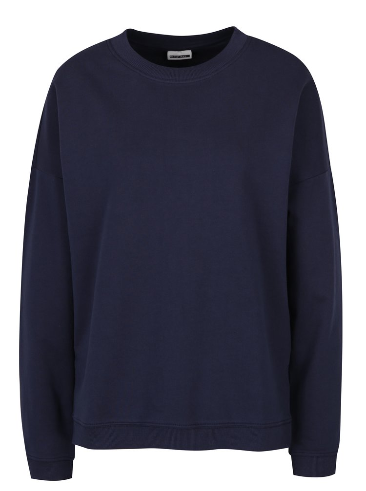Bluză sport bleumarin Noisy May Lucky