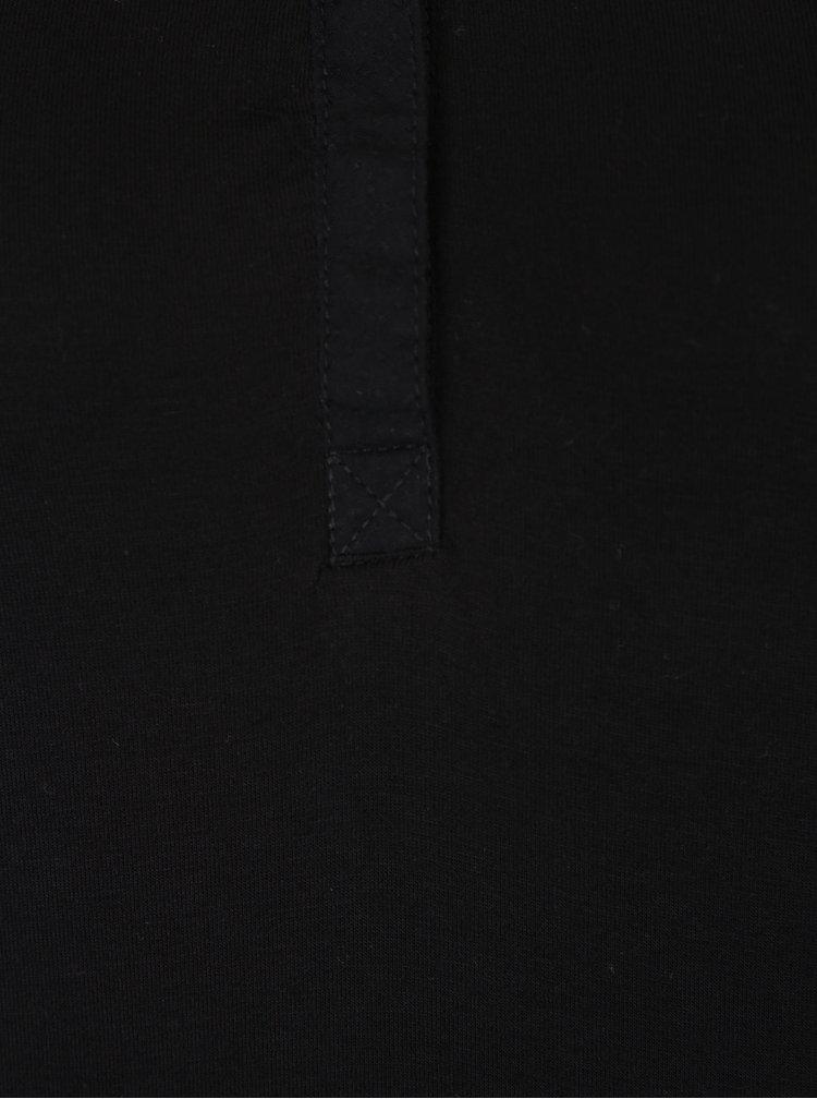 Bluză neagră cu mâneci lungi VERO MODA Ulla
