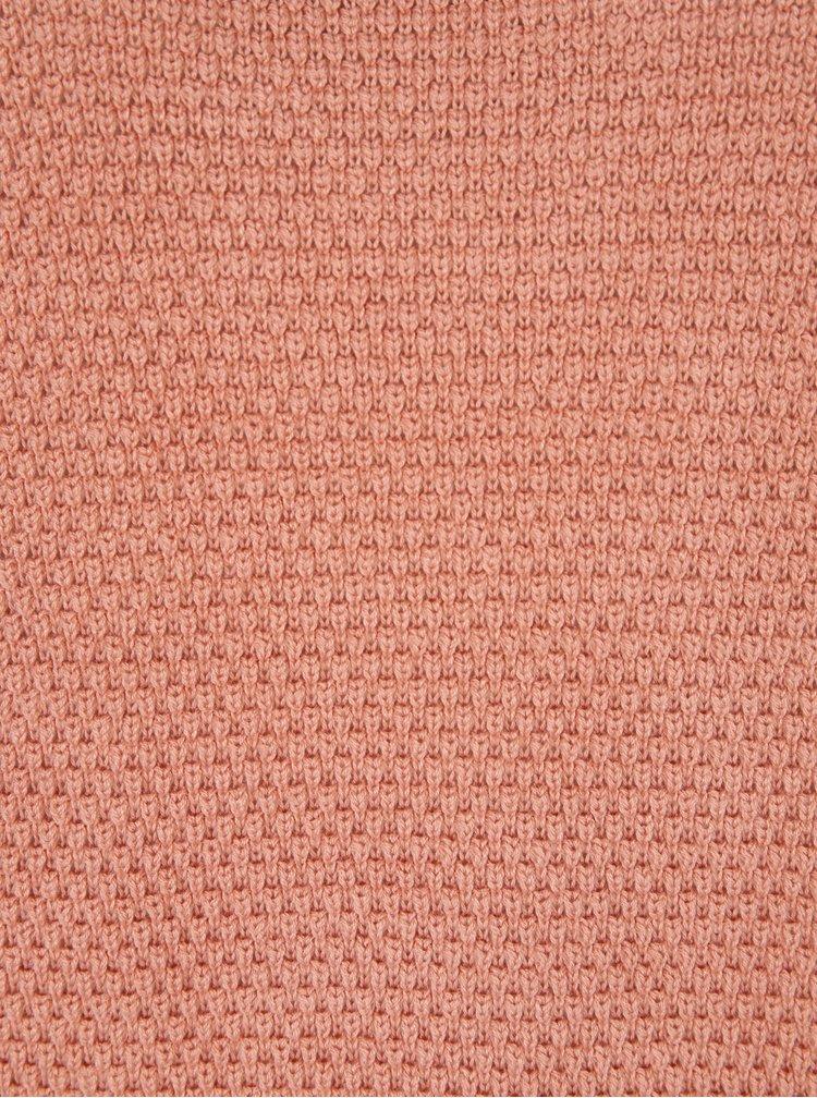 Růžový svetr VILA Chassa