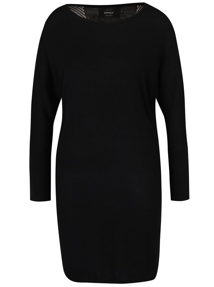 Rochie negra lejera - ONLY Polly