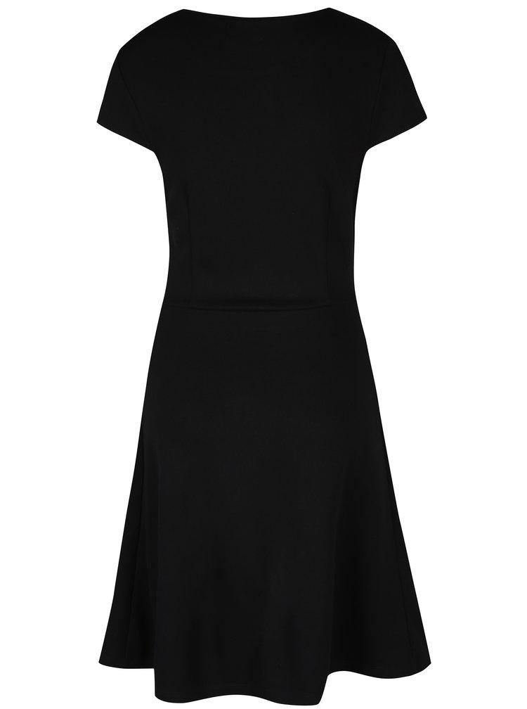 Rochie cloș neagră -  ONLY Stine
