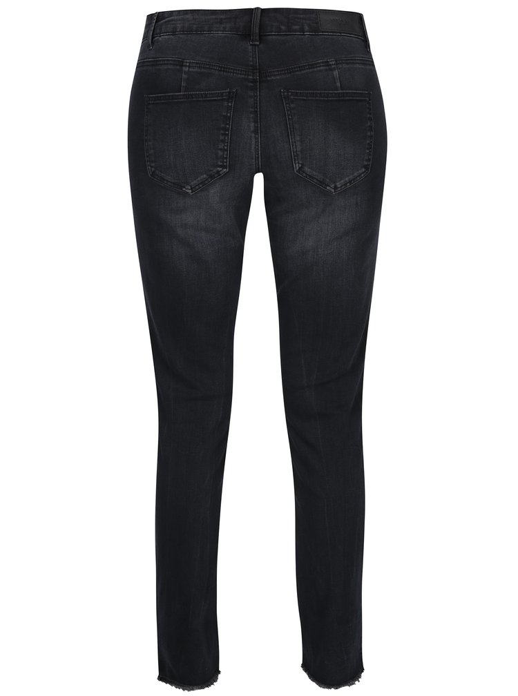 Blugi gri închis slim fit - VERO MODA Five