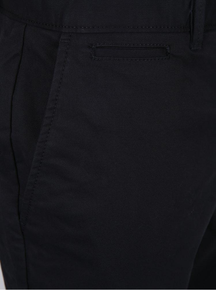 Černé slim chino kalhoty Original Penguin Fracus