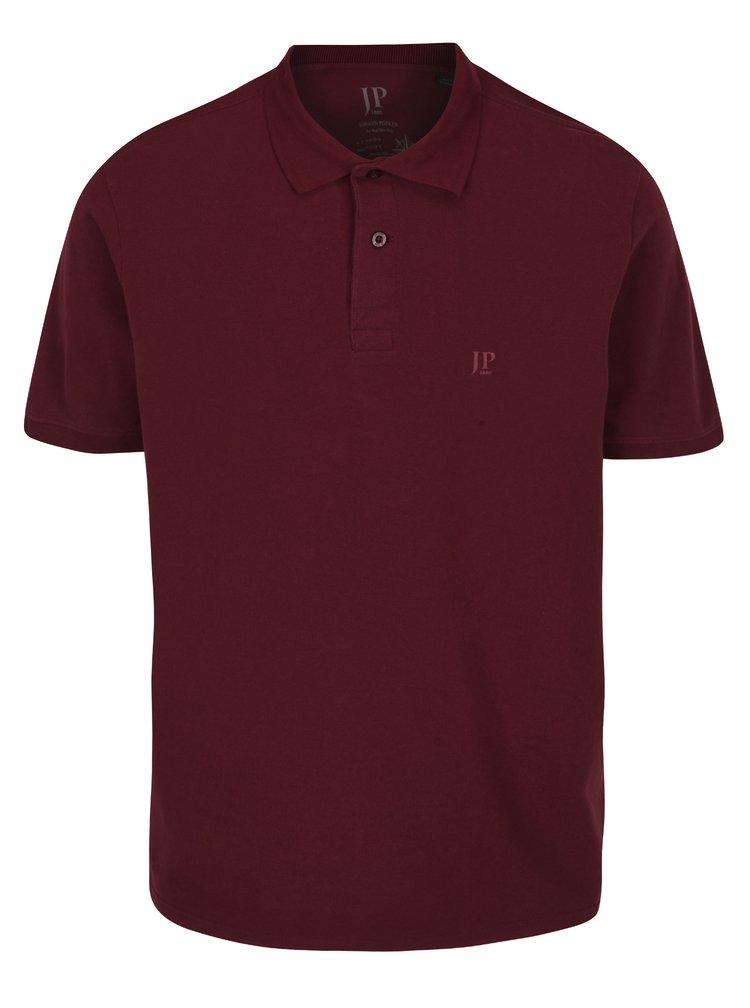 Vínové polo tričko JP 1880