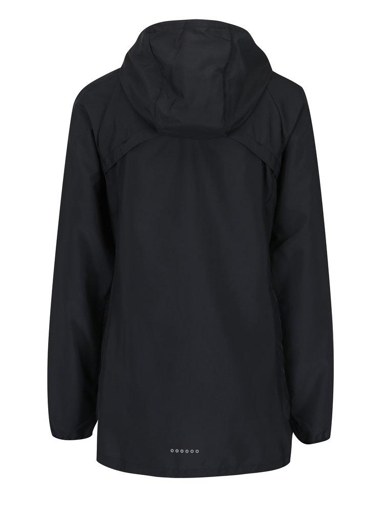 Černá dámská lehká funkční bunda s kapucí Nike
