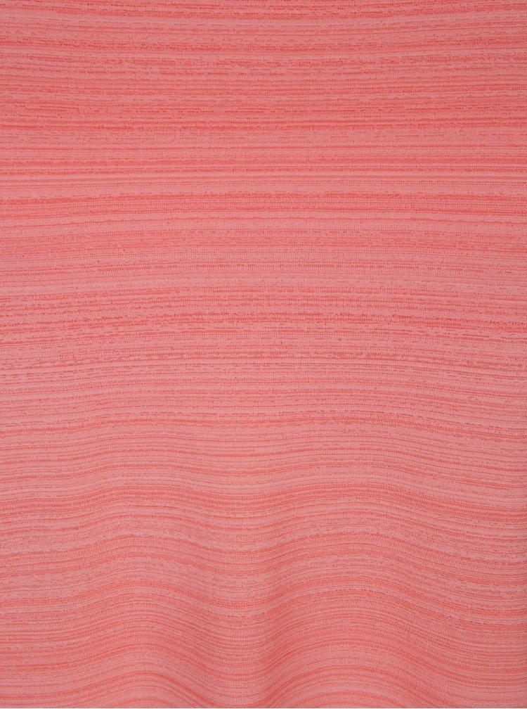 Top roz neon melanj cu model 2 in 1 pentru femei Nike