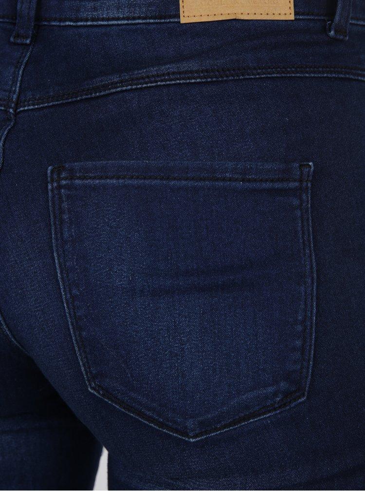 Tmavě modré skinny džíny Jacqueline de Yong Skinny