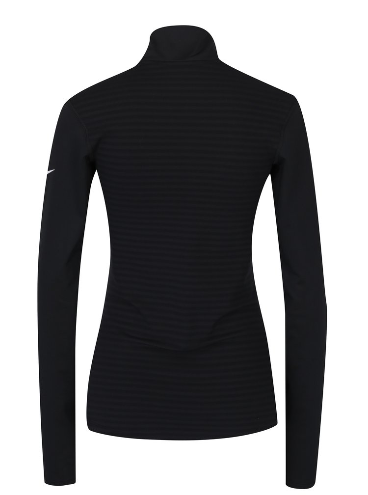 Černá dámská funkční lehká mikina Nike Pro Warm