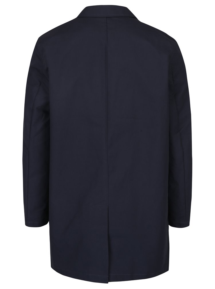 Tmavě modrý kabát Farah Ossington