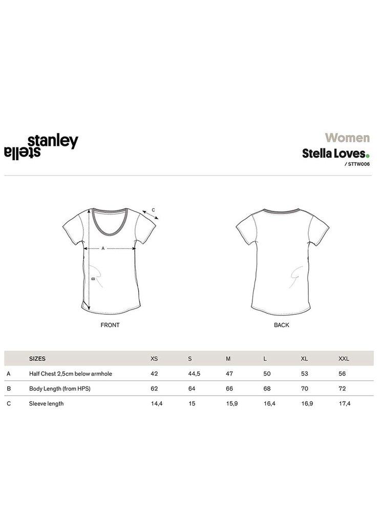 Bílé dámské tričko ZOOT Originál Dvojky stačí