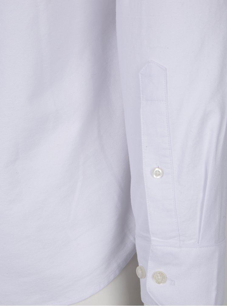 Camasa alba din bumbac buttons down - Farah Brewer