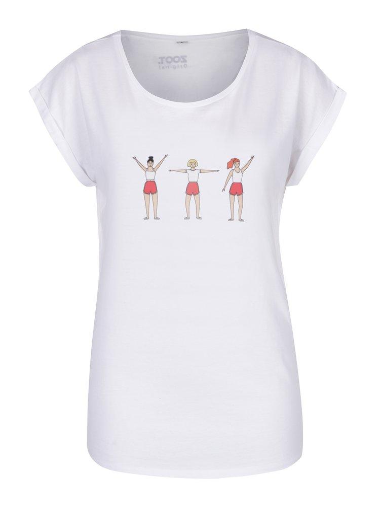 Tricou cu print pentru femei -  ZOOT Original Spartakiada