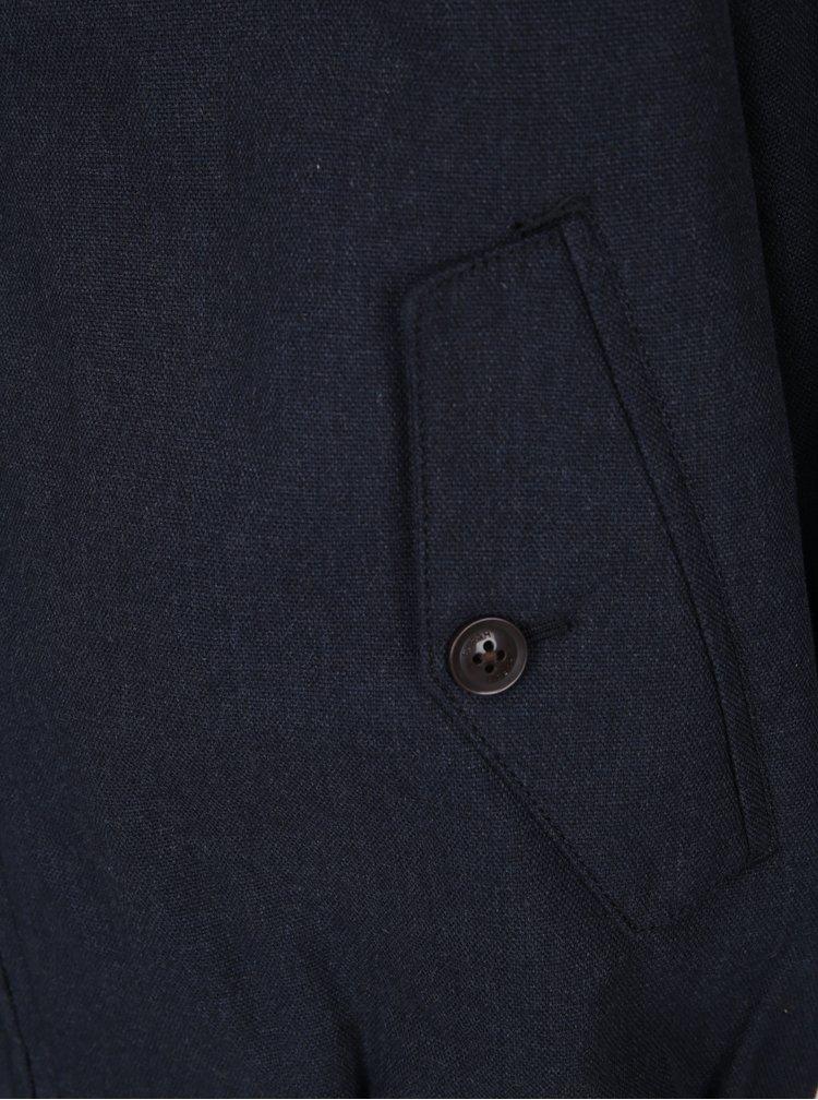 Tmavě modrá bunda Farah McGregor