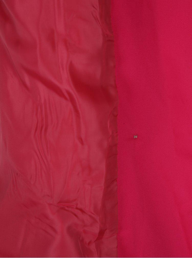 Růžový trenčkot ZOOT