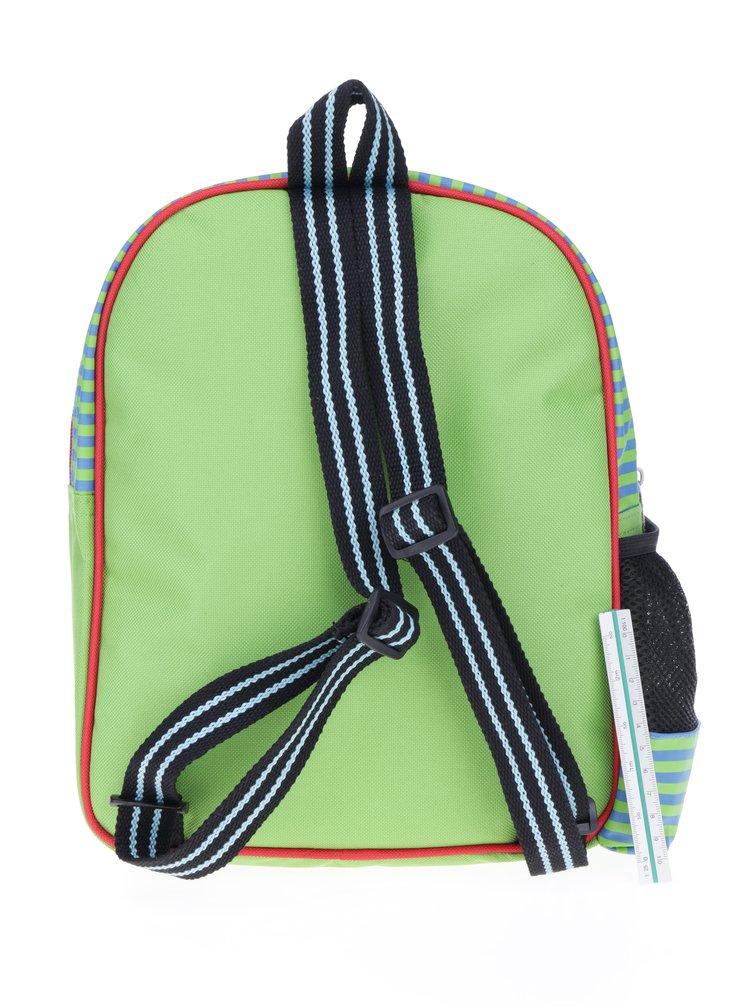 Modro-zelený klučičí batoh Tyrrell Katz Dinosaurus