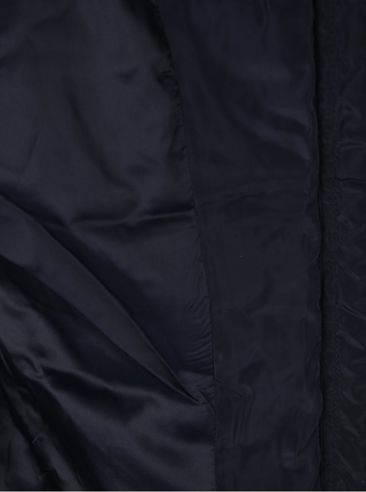 Vesta bleumarin matlasata pentru femei - Tom Joule