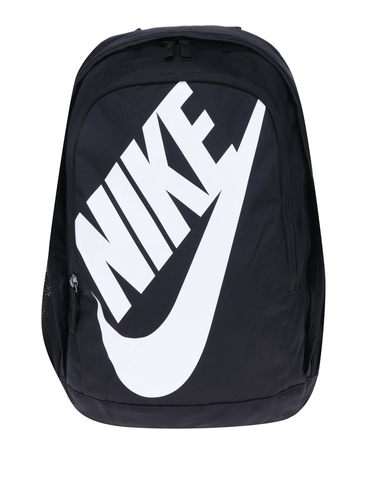 Rucsac negru cu fermoar Nike