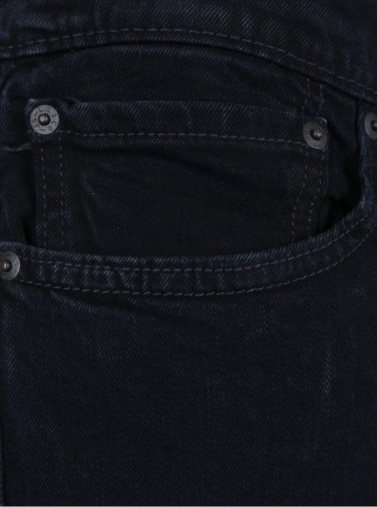 Tmavě modré pánské stretch džíny Levi's®