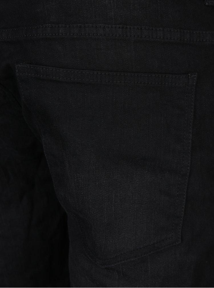 Černé pánské slim fit džíny Blend