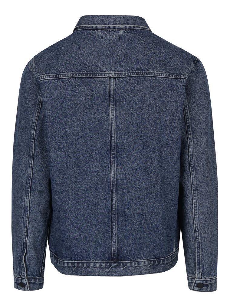 Modrá žíhaná džínová bunda Levi's®