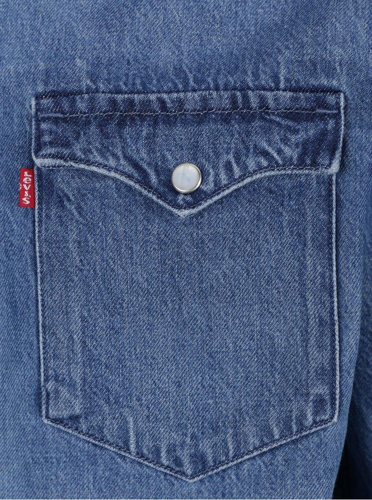 Světle modrá pánská džínová košile Levi's®