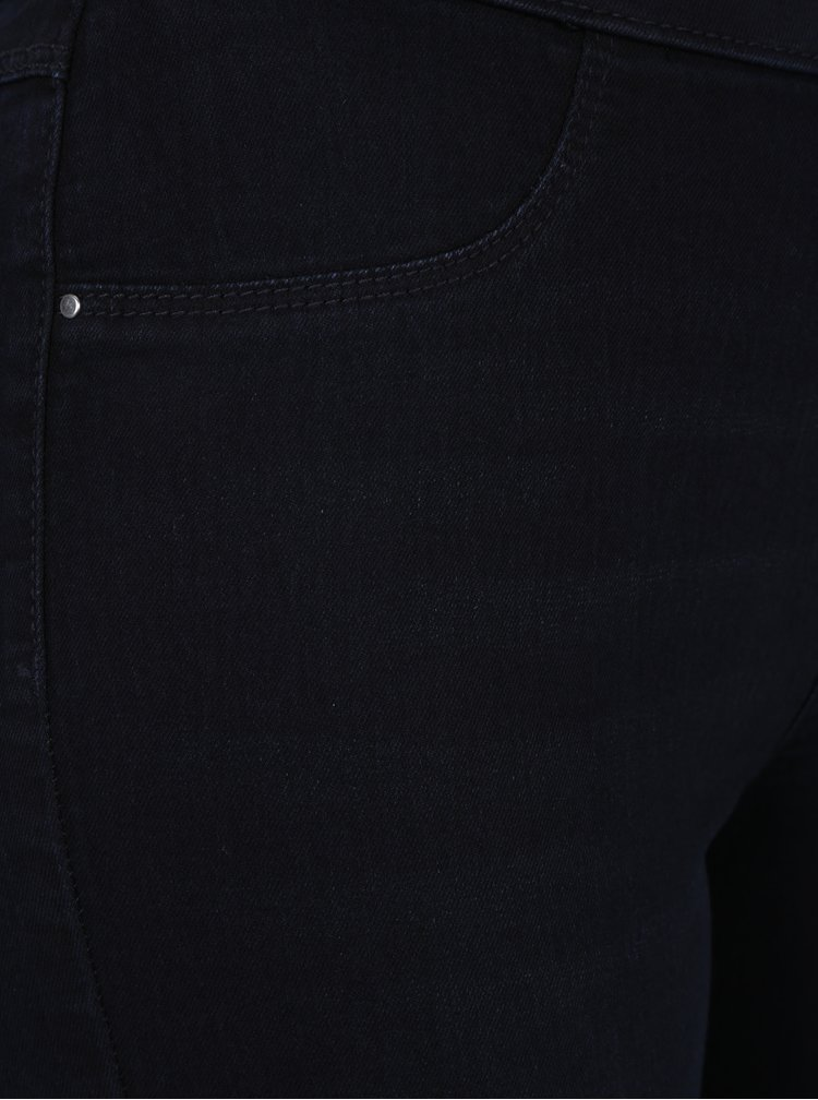 Tmavě modré kalhoty Dorothy Perkins