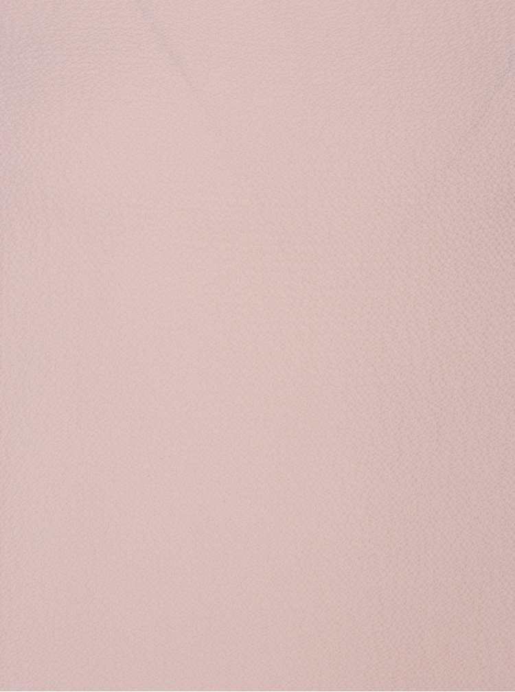 Bluza roz cu volane Dorothy Perkins