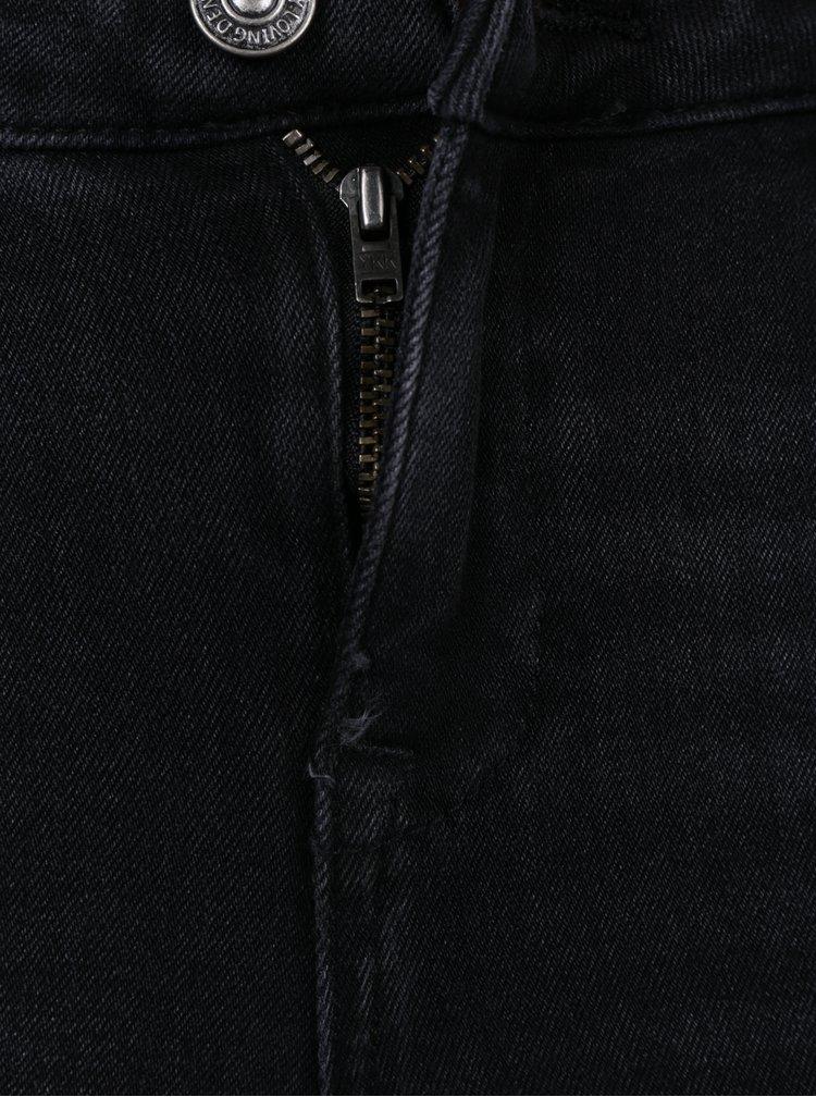 Čierne push up skinny rifle VERO MODA Icon