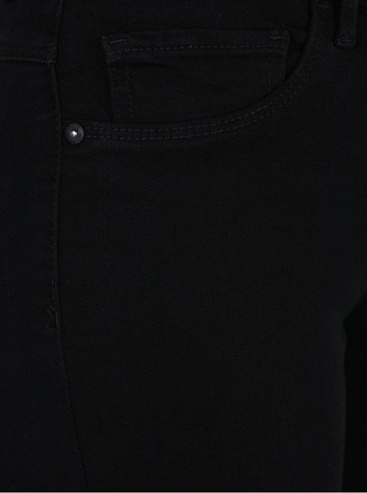 Černé skinny džíny ONLY Rain
